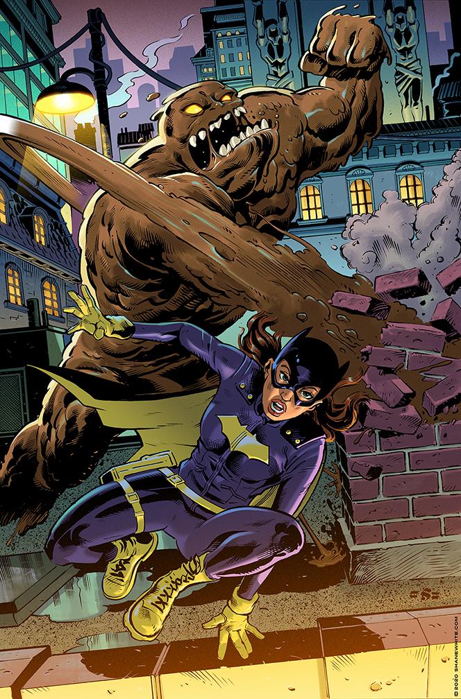 """shane white"" ""shane patrick white"" ""comics"" ""pencils"" ""sequential"" ""illustration"" ""Clayface"" ""Batgirl"" ""DC Comics"""